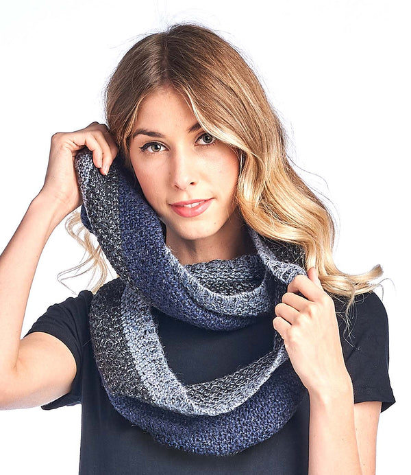 Alpaca Scarf - Carrera - Moonlight