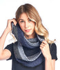 Alpaca Scarf Carrera Moonlight Shupaca