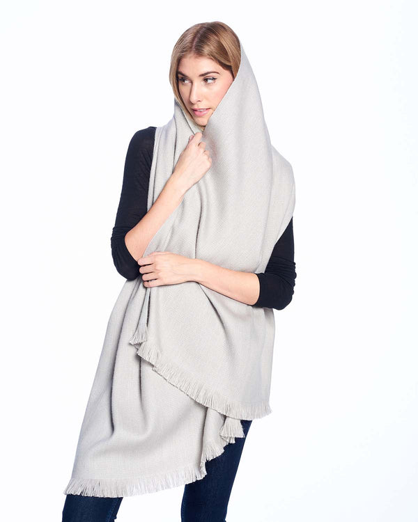 Alpaca Wrap Reversible Polar Drift Shupaca