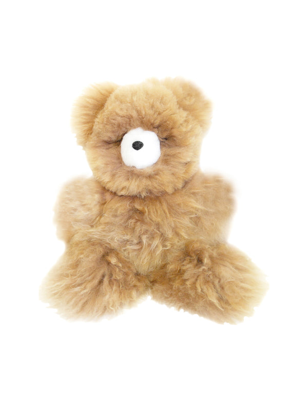 "Stuffed Bear Animal Bear 15"" by Shupaca Alpaca"