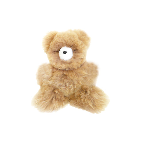 Shupaca Alpaca Stuffed Animal Bear Small 10""