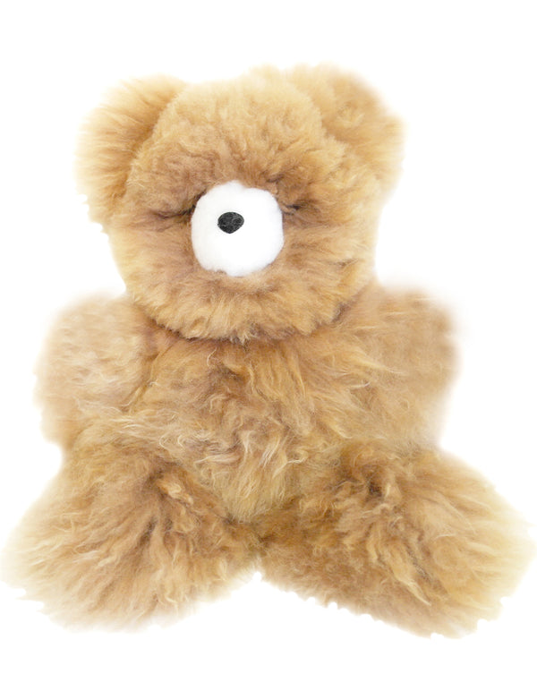 Alpaca Stuffed Animal - Bear - Large 21""