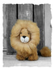 "Alpaca Stuffed Animal Lion 12"" by Shupaca"