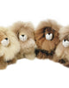 "Shupaca Alpaca Stuffed Animal Lion 12"" Variety Colors"