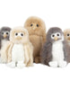 Shupaca Alpaca Stuffed Owl Small