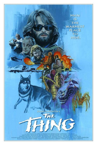 The Thing by Paul Mann