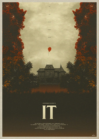 IT (2017) by Edward Moran II