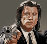 Pulp Fiction (Regular) by Juan Carlos Ruiz Burgos