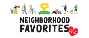 Vote for Us Today to Become Your Neighborhood Favorite