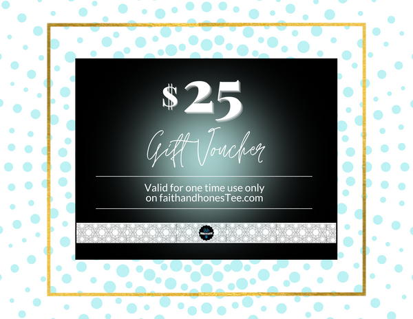 faith & honesTee eGift Card