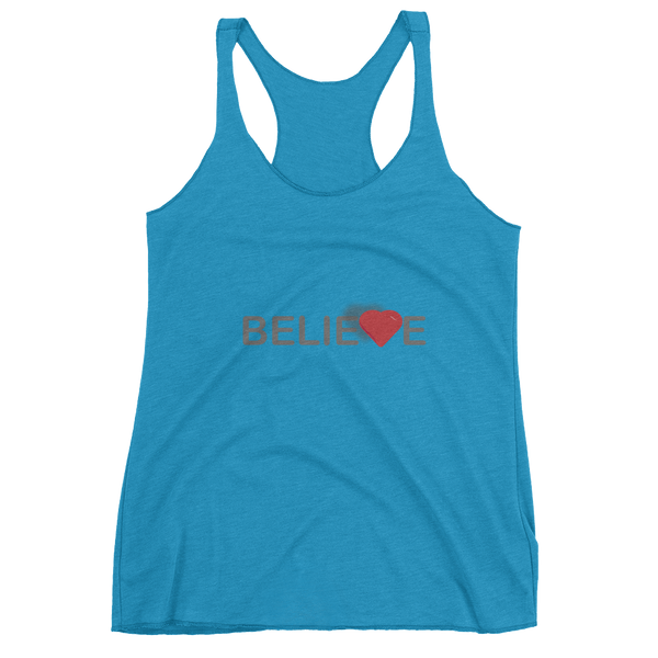 Women's Believe Tank