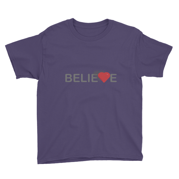 Believe Youth Tee