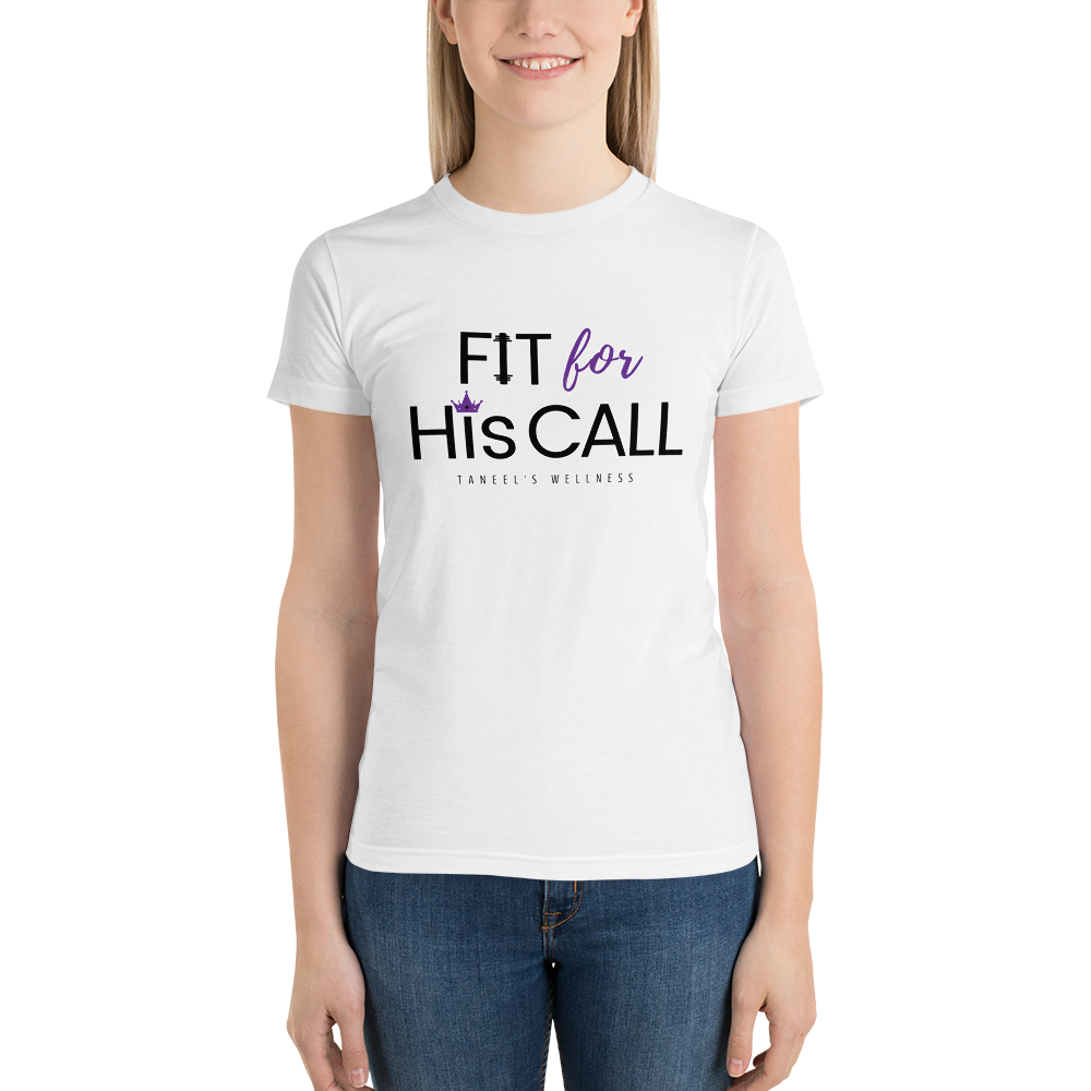 Fit for His Call Short Sleeve Women's T-shirt
