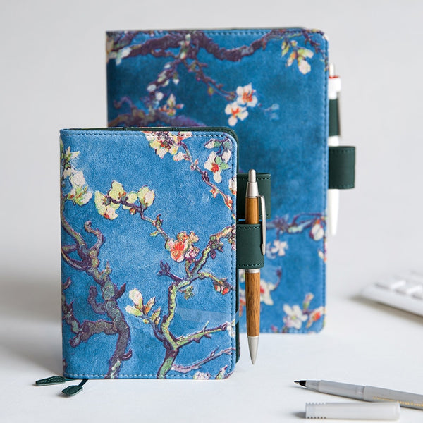 Van Gogh Oil Painting 2020 Cloth Planner and Journal