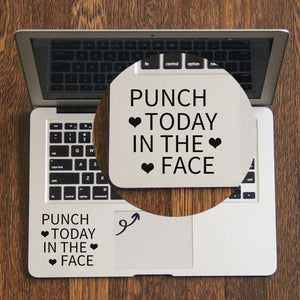 Humorous Laptop Decal
