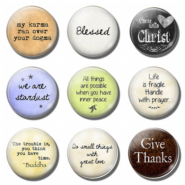 Bible Verse Inspirational Fridge Magnets