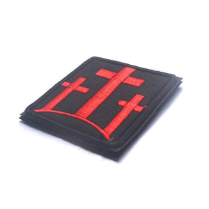 Christian Patches