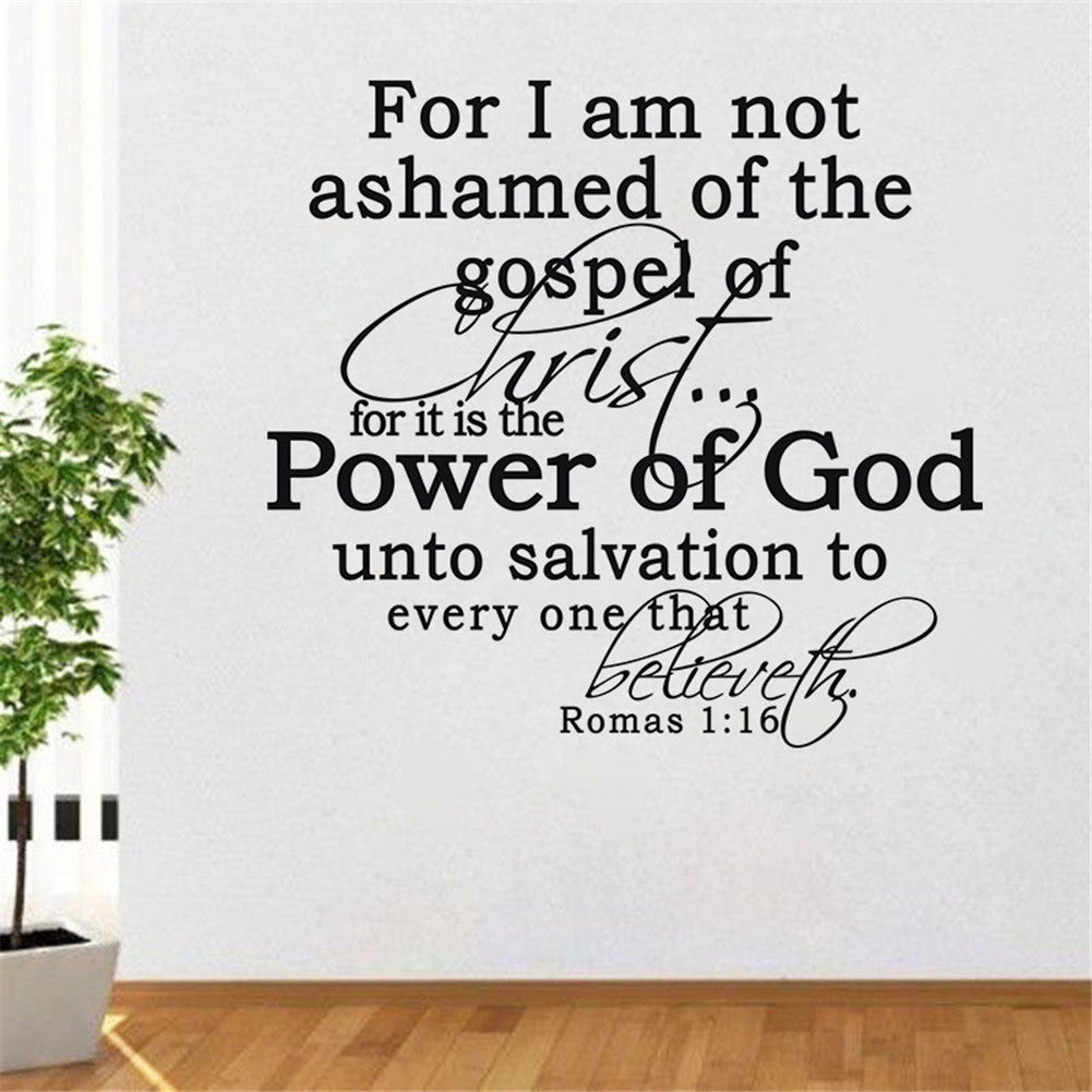 God's Promise of Salvation Wall Art