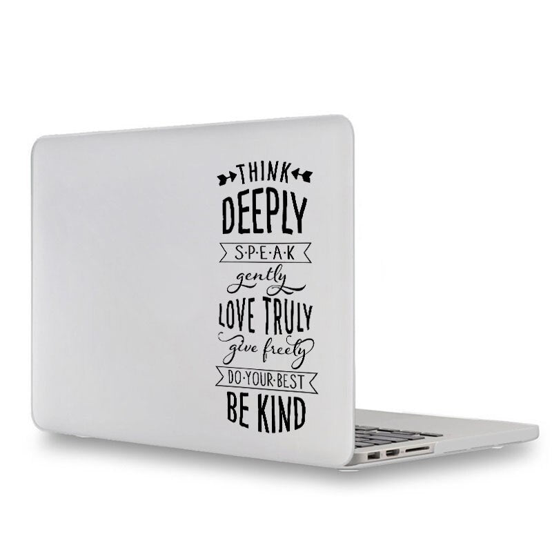 Inspirational Laptop Quote