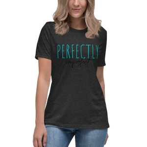 Womens Relaxed Perfectly Imperfect T-Shirt