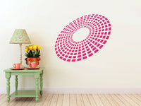 3D Equalizer Decal | Vinyl Wall Sticker