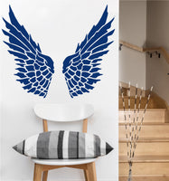 Angel Wings Decal | Vinyl Wall Sticker