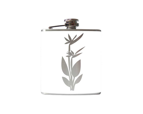 Bird of Paradise Flask | Flower