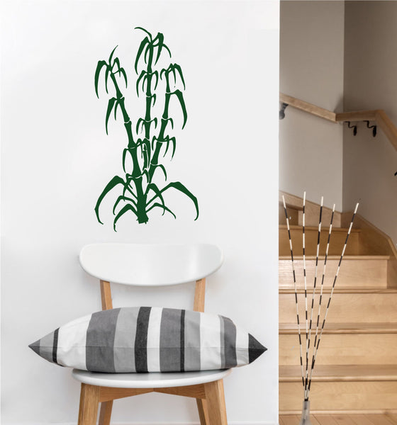 Bamboo Decal | Vinyl Wall Sticker
