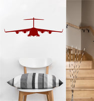 Bomber Airplane Decal | Vinyl Wall Sticker