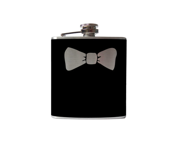 Bow Tie Flask