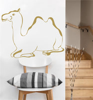 Camel Decal | Vinyl Wall Decal