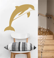 Dolphin Decal | Vinyl Wall Decal