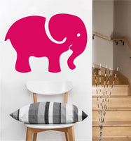 Baby Elephant Decal | Vinyl Wall Sticker