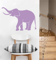 African Elephant Decal | Vinyl Wall Sticker