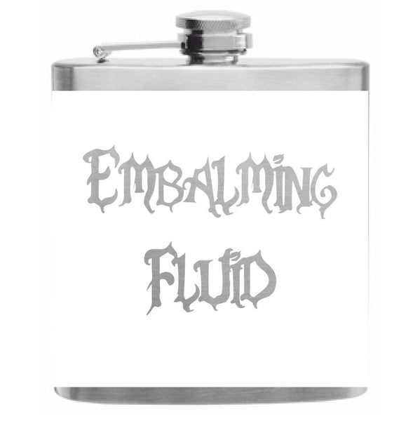 Embalming Fluid Flask