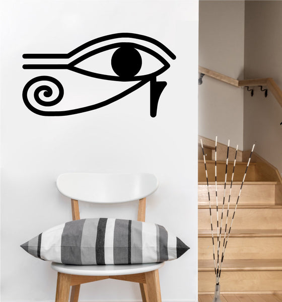 Eye of Ra Decal | Vinyl Wall Sticker