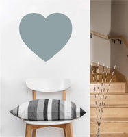 Heart Decal | Vinyl Wall Sticker