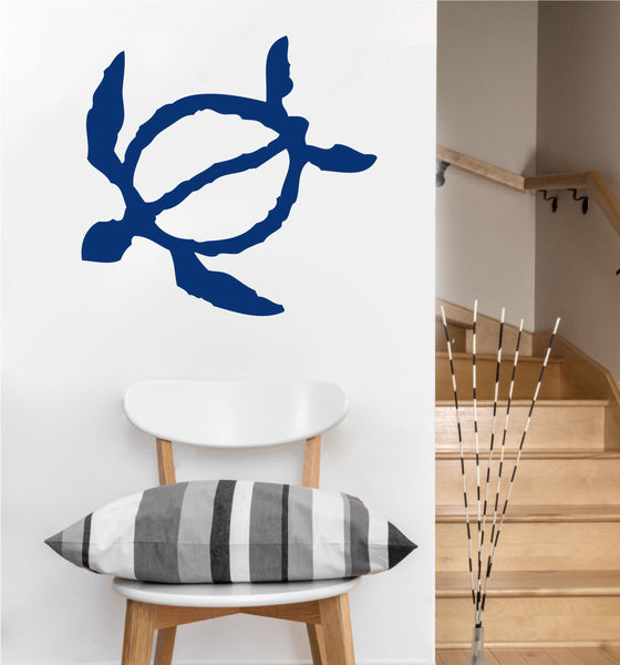 Turtle Decal | Wall Sticker