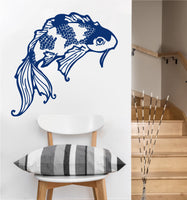 Koi Decal | Vinyl Wall Sticker