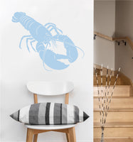 Lobster Decal | Vinyl Wall Sticker