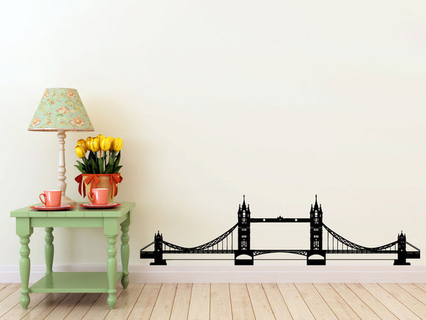 London Bridge Decal | Vinyl Wall Sticker