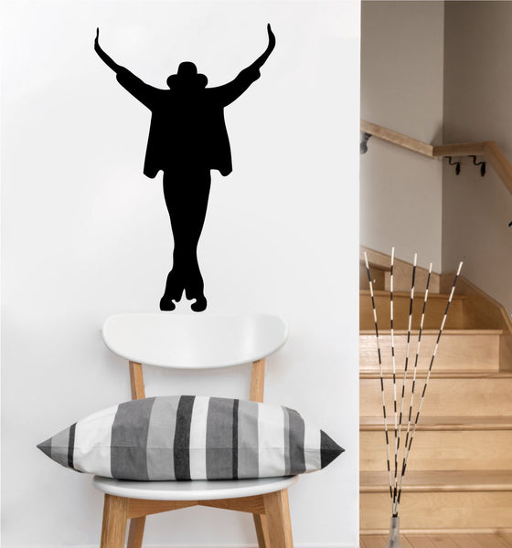 Michael Jackson Decal | Vinyl Wall Sticker