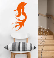 Mermaid Decal | Vinyl Wall Sticker