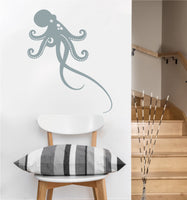 Octopus Decal | Vinyl Wall Sticker