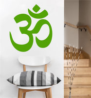 Om Decal | Vinyl Wall Sticker