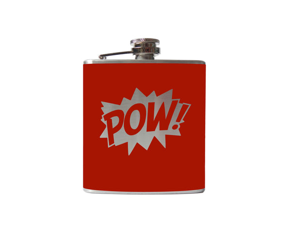Pow Flask | Comic