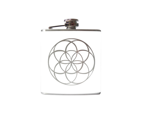 Seed of Life Flask