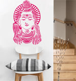 Lord Shiva Decal | Vinyl Wall Sticker