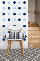 Circle Decals | Vinyl Wall Pattern
