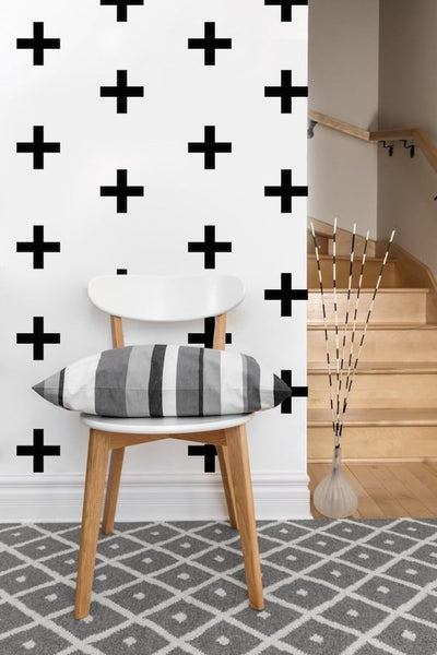 Cross Decals | Vinyl Wall Pattern